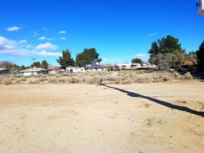 Apple Valley Residential Lots & Land For Sale: Riverside Drive
