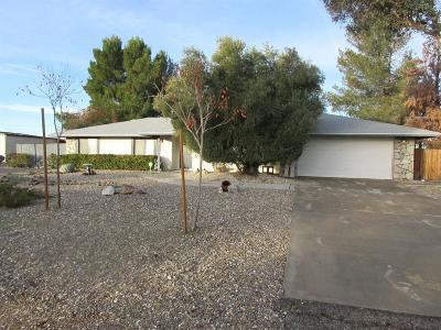 Apple Valley Single Family Home For Sale: 13190 Topsanna Road