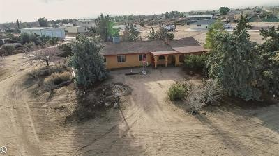 Phelan CA Single Family Home For Sale: $217,776