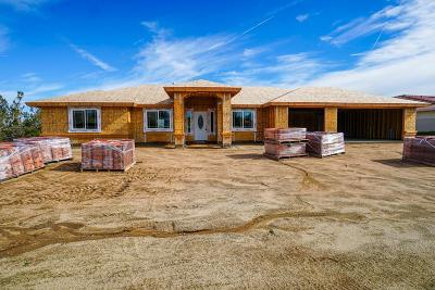 Hesperia Single Family Home For Sale: 8889 Avocado Avenue
