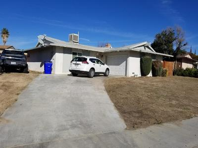 Victorville Single Family Home For Sale: 16022 Molino Drive