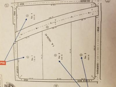 Pinon Hills Residential Lots & Land For Sale: Silver Rock Road