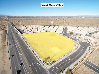 Hesperia CA Residential Lots & Land For Sale: $3