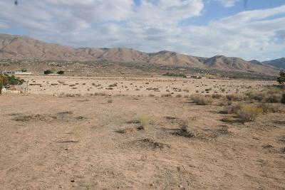Hesperia CA Residential Lots & Land For Sale: $60,000