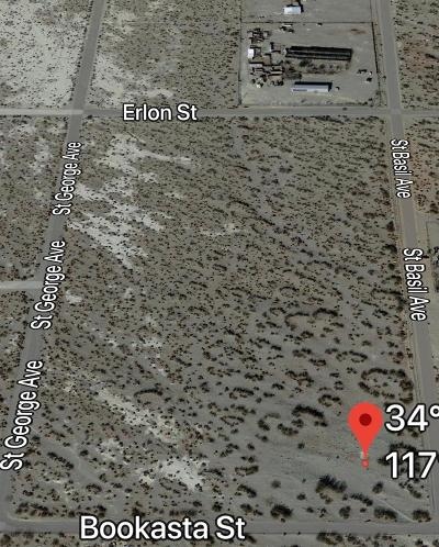 El Mirage Residential Lots & Land For Sale: St Basil Road