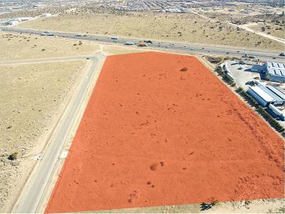 Hesperia CA Commercial Lots & Land For Sale: $3,700,000