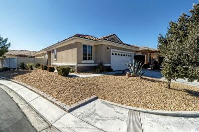 Apple Valley Single Family Home For Sale: 19359 Shamrock Road