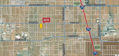 Adelanto Commercial Lots & Land For Sale: Yucca Road