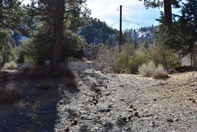 Wrightwood Residential Lots & Land For Sale: 5240 Desert View Drive