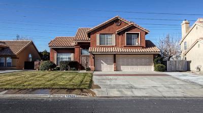 Victorville Single Family Home For Sale: 12520 High Desert Road