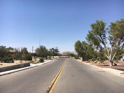 Victorville CA Residential Lots & Land For Sale: $25,000