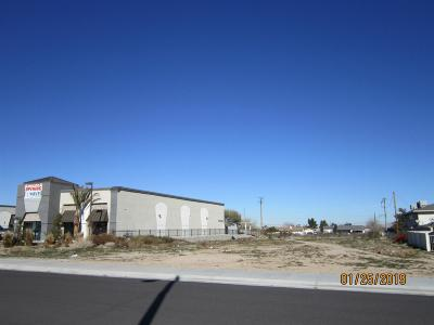 Victorville CA Commercial Lots & Land For Sale: $350,000