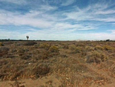 Hesperia CA Residential Lots & Land For Sale: $125,000