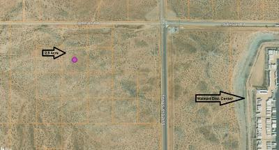 Apple Valley CA Commercial Lots & Land For Sale: $32,500