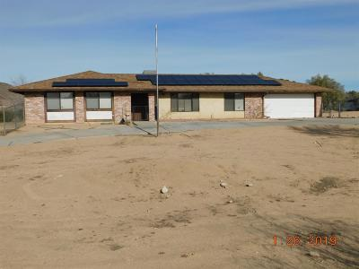 Apple Valley Single Family Home For Sale: 15215 Mandan Road
