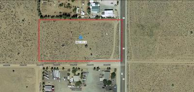Hesperia CA Commercial Lots & Land For Sale: $399,900