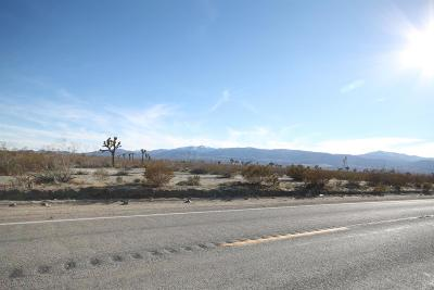 Pinon Hills Residential Lots & Land For Sale: Hwy 18 ( Palmdale Rd) Road