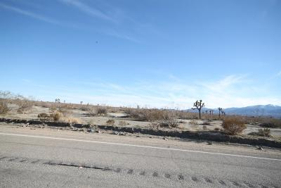 Pinon Hills Residential Lots & Land For Sale: Hwy 18 (Palmdale Rd) Road