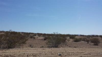 Victorville CA Residential Lots & Land For Sale: $15,900