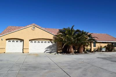 Apple Valley Single Family Home For Sale: 12747 Tate Court