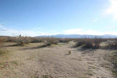Pinon Hills Residential Lots & Land For Sale: Camellia Road