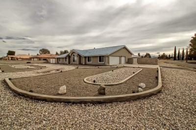 Apple Valley Single Family Home For Sale: 19937 Talihina Road