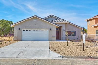 Victorville Single Family Home For Sale: 12856 Fairway Road
