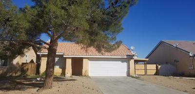 Adelanto Single Family Home For Sale: 11824 Dana Drive