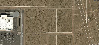 Victorville CA Commercial Lots & Land For Sale: $295,000