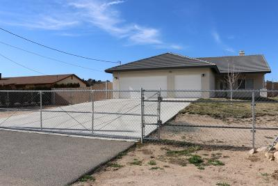 Hesperia Single Family Home For Sale: 7650 Chase Avenue