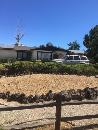 Apple Valley Single Family Home For Sale: 19865 Red Feather Road