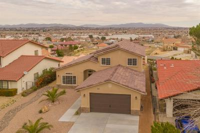 Victorville Single Family Home For Sale: 13555 Hidden Valley Road