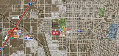 Hesperia CA Commercial Lots & Land For Sale: $595,000