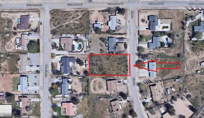 Victorville CA Residential Lots & Land For Sale: $35,000