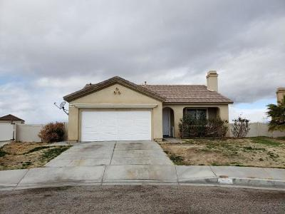 Adelanto Single Family Home For Sale: 11708 Galewood Street