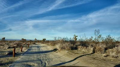Pinon Hills Residential Lots & Land For Sale: Redwood Road