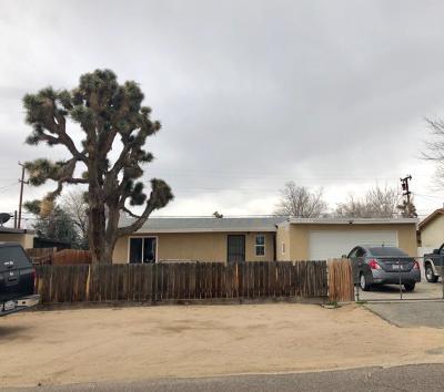 Hesperia Single Family Home For Sale: 16115 Pine Street