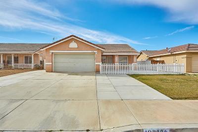 Hesperia Single Family Home For Sale: 9344 Nolina Drive