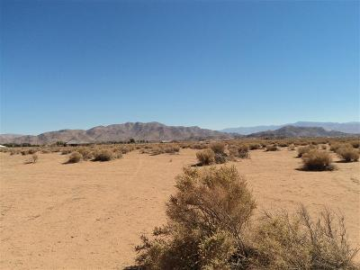 Apple Valley CA Residential Lots & Land For Sale: $22,000
