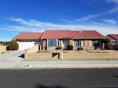 Victorville Single Family Home For Sale: 12287 Cortez Drive