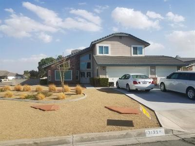 Victorville Single Family Home For Sale: 13135 Meteor Drive