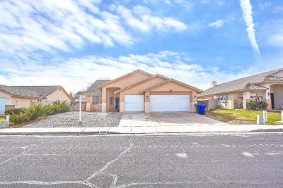 Victorville Single Family Home For Sale: 13581 Thistle Street