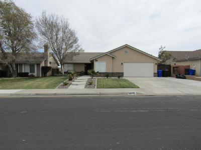 Victorville Single Family Home For Sale: 12845 Paso Robles Drive