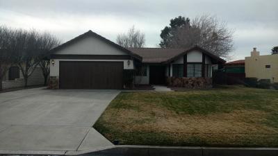 Victorville Single Family Home For Sale: 12750 Pinehurst Trail