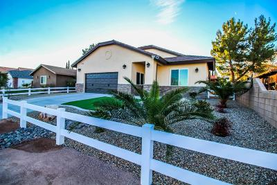 Victorville Single Family Home For Sale: 13260 Yellowstone Avenue