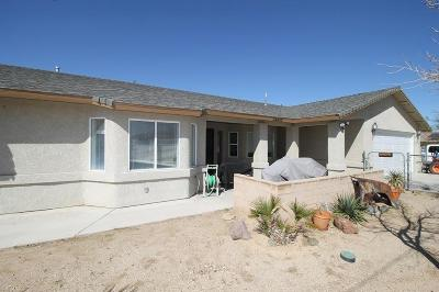 Barstow Single Family Home For Sale: 34820 D Street