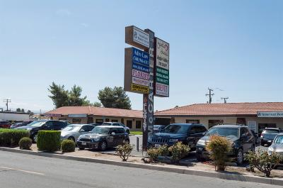 Apple Valley CA Commercial For Sale: $1,250,000