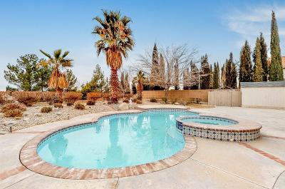 Apple Valley Single Family Home For Sale: 12730 Mar Vista Drive
