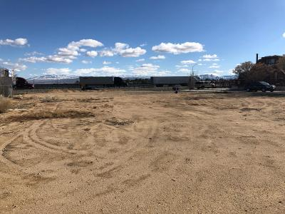 Victorville CA Commercial Lots & Land For Sale: $98,000