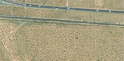 Kramer CA Residential Lots & Land For Sale: $3,500